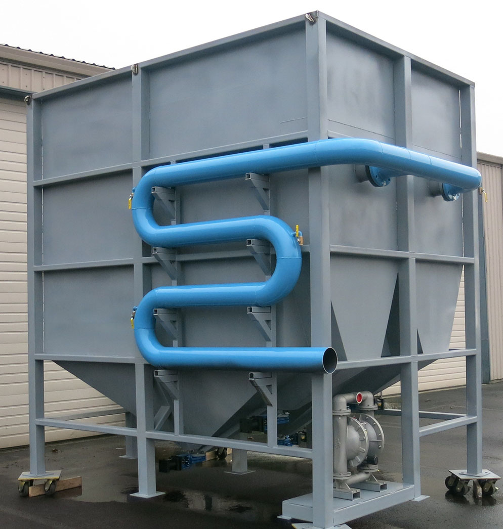 PEWE G-SEP GS Clarifier