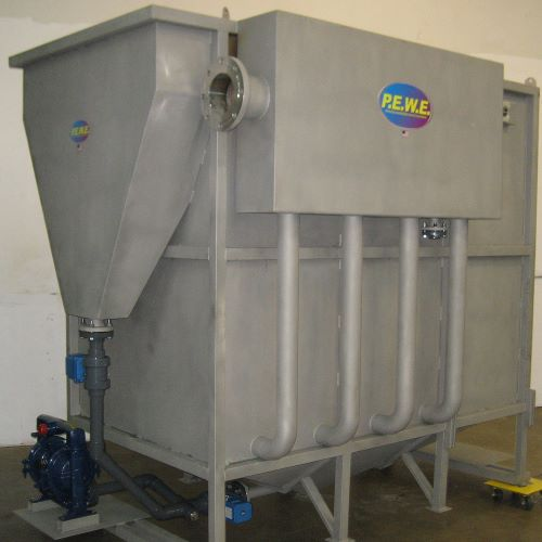 PEWE OZ Oil Water Separator